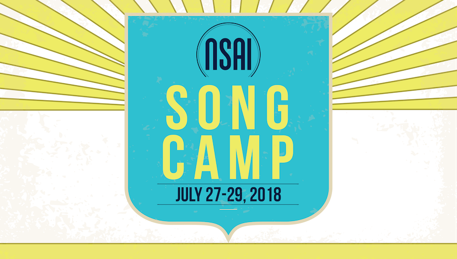 SONG CAMP DATES: JULY 27-29, 2018